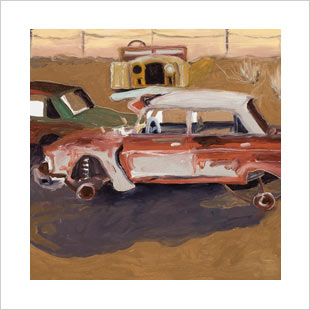 Ford Fairlane by Karen Stephens QLD